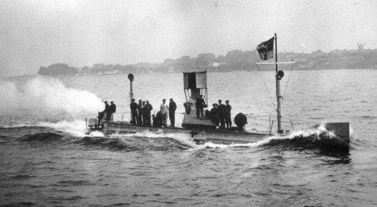 Find out everything you need to know about UBoats and submarines in the First World War